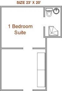 one-bedroom-suite-layout