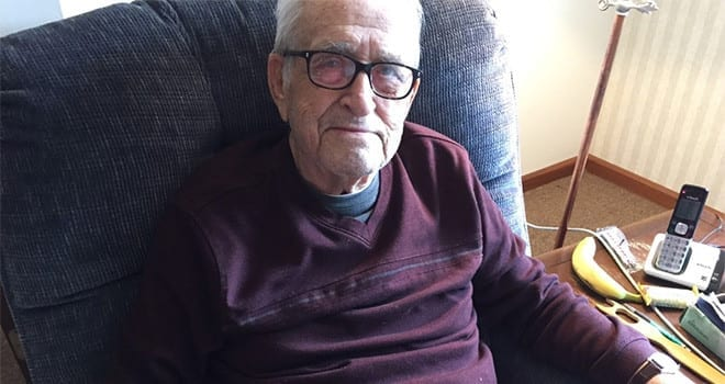 Jim Decker Assisted Living Senior Spotlight