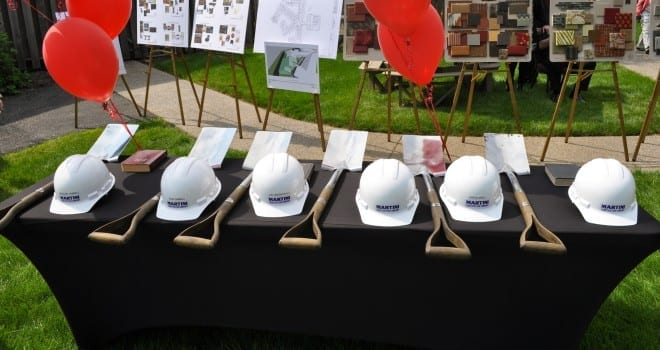 The Inn at Belden Village Assisted Living New Wing Groundbreaking