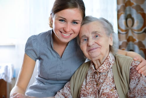 Choose Assisted Living or a Nursing Home for your Loved One