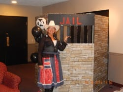 Judy Dehoff is the new sheriff in town at The Inn at Belden Village Western Night