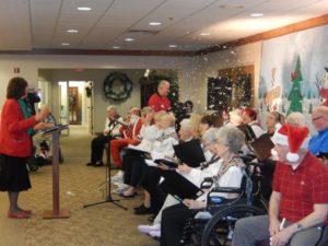 The Inn at Belden Village Assisted Living Choir