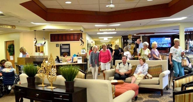The Inn at Belden Village Grand Re-Opening Event