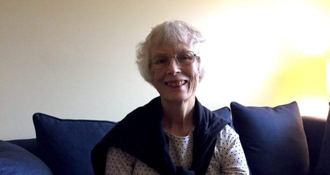 The Inn at Belden Village Senior Resident Joyce Dowd