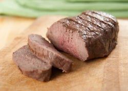 assisted living chef prepared whole roasted beef tenderloin