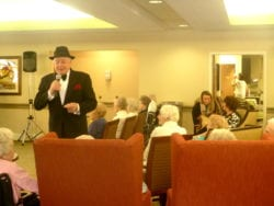 The Inn at Belden Village St. Patty's Day Event With Frank Sinatra Performer