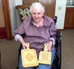 The Inn at Belden Village Senior Resident Carol Shotwell
