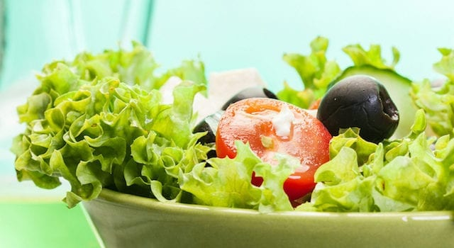 Assisted living recipe feature Italian Salad