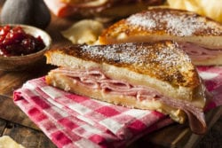 assisted living featured recipe monte cristo sandwich