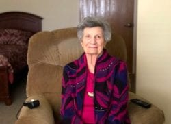 The Inn at Belden Village senior resident Helen Garofalo