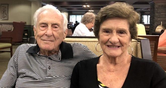 The Inn at Belden Village senior spotlights Virginia & John Costantini