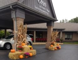 The Inn at Belden Village assisted living facility decorated for western night