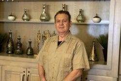 Chef Mario Terrazas