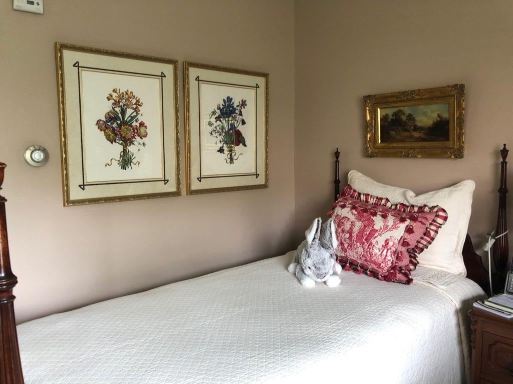 Florence Renau's Room at The Inn at Belden Village